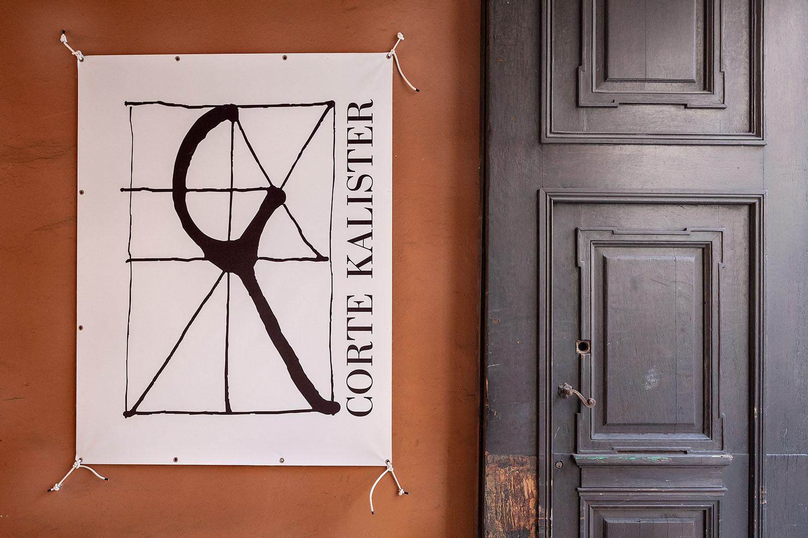 Trieste - Corte Kalister ingresso